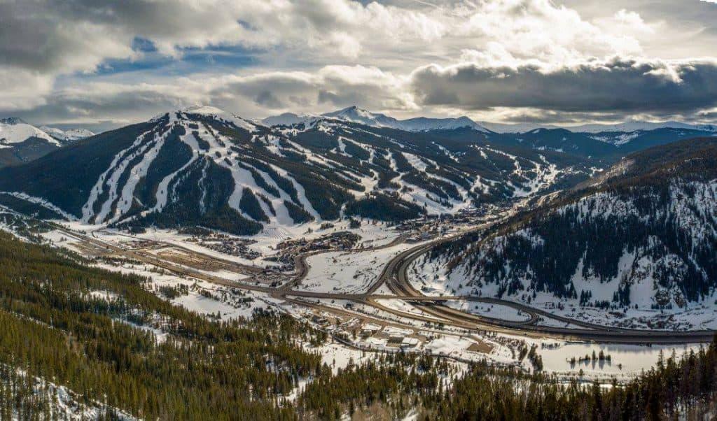 denver to copper mountain