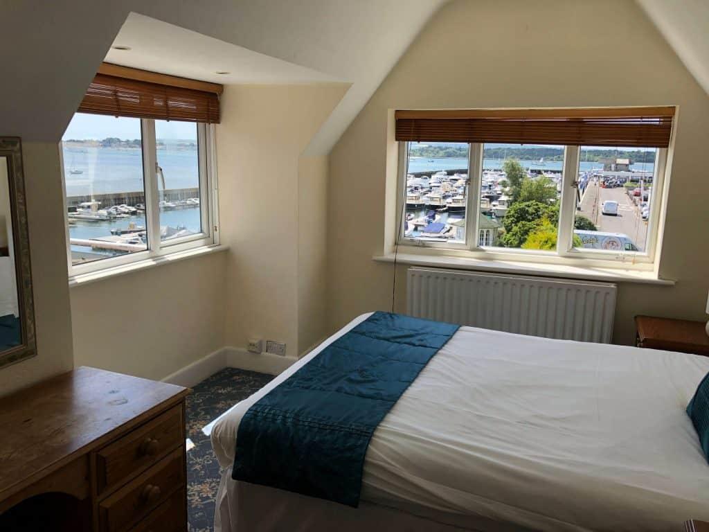 hotels poole salterns harbourside