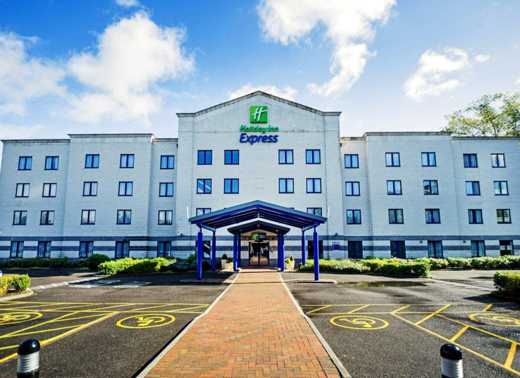poole hotels Holiday Inn Express
