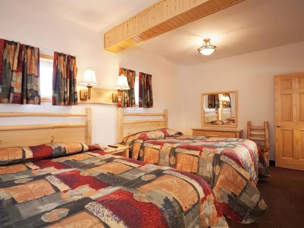Best hotels in Steamboat springs nordic lodge room