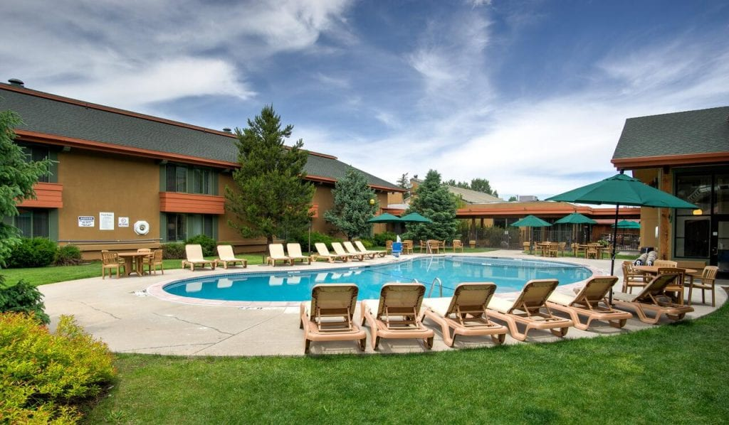 best hotels in steaboat springs holiday inn pool