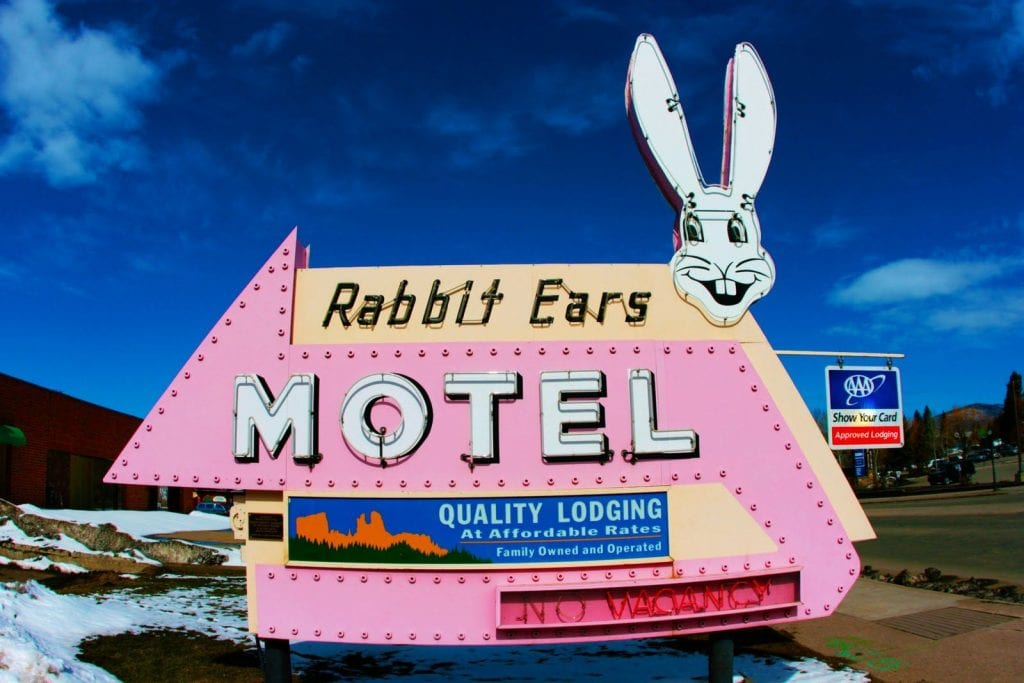 best hotels in steamboat springs rabbit ears motel