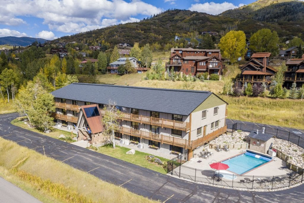 best hotels in steamboat springs the inn at steamboat outside