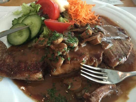 best restaurants ostend Belair Oostende