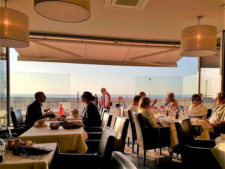 best restaurants ostend Restaurant St-Malo