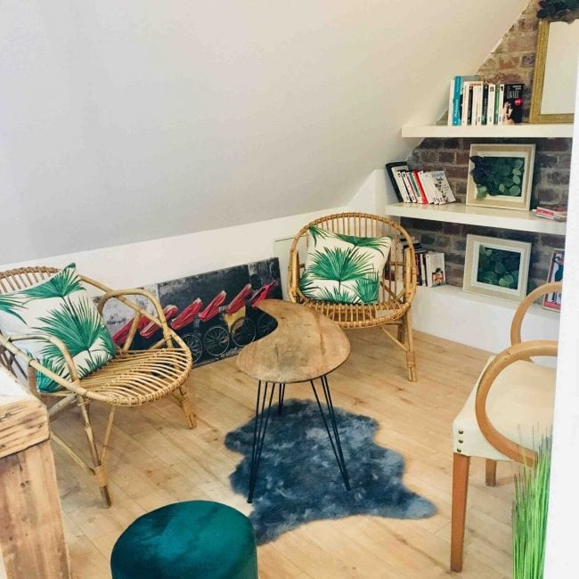 2 bedroom Airbnb in the centre of Amiens decor