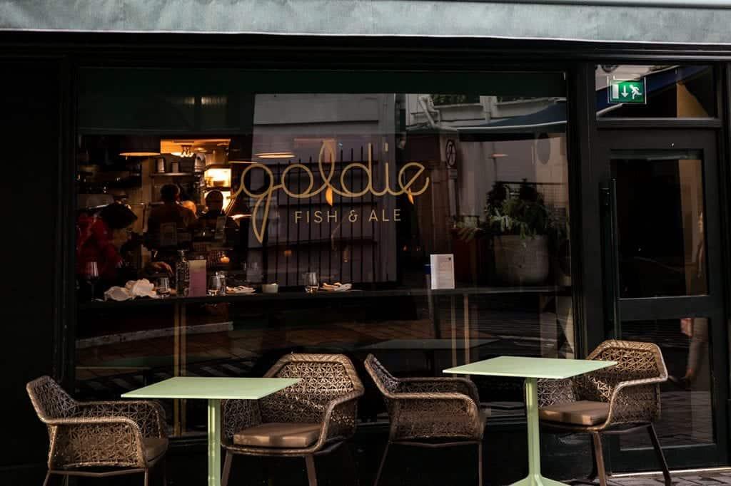 Best restaurants in Cork Goldie