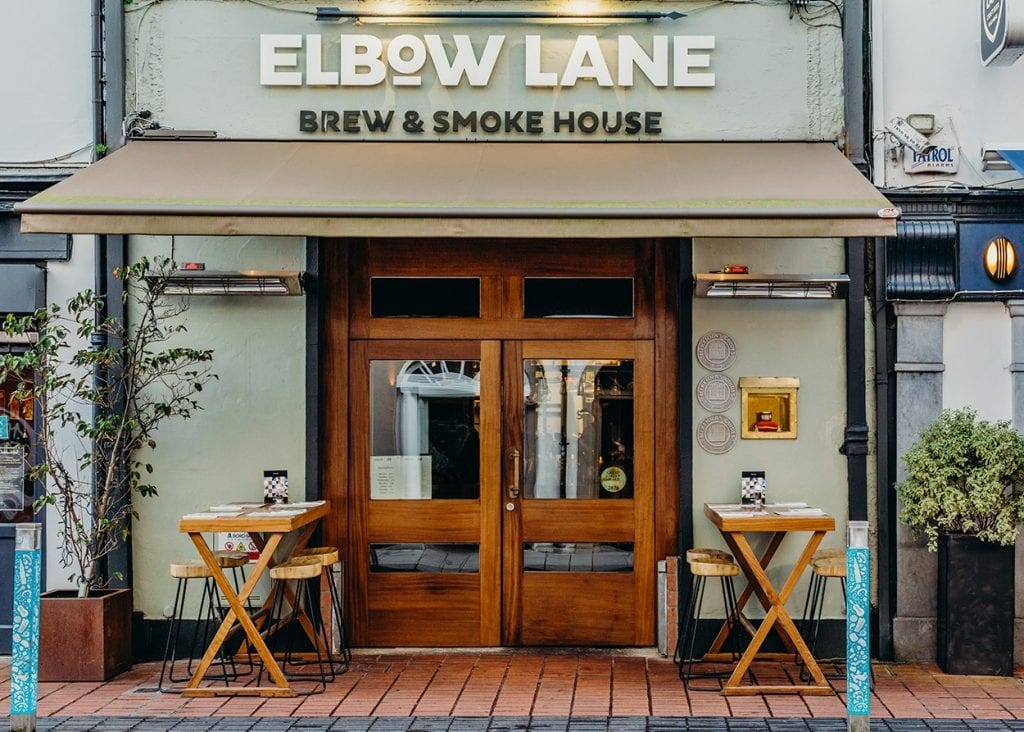 Best restaurants in Cork elbow lane