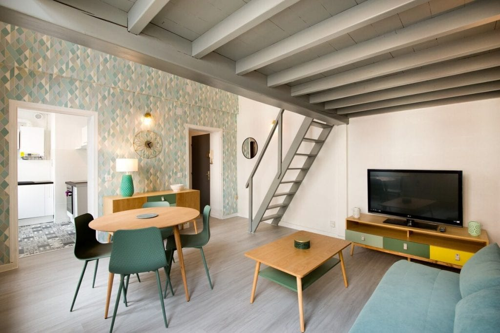 best airbnbs amiens apartment next to cathedral