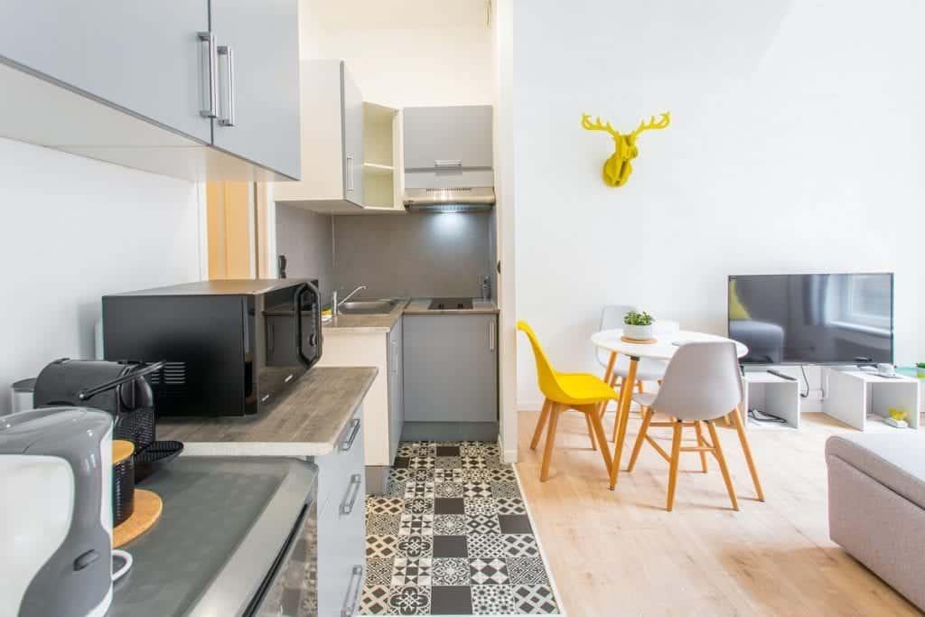 best airbnbs in amiens Modern Studio in Amiens