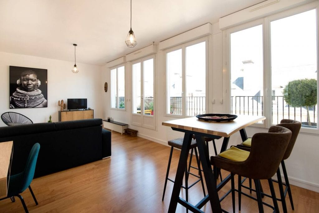 best airbnsb in amiens Charming Apartment