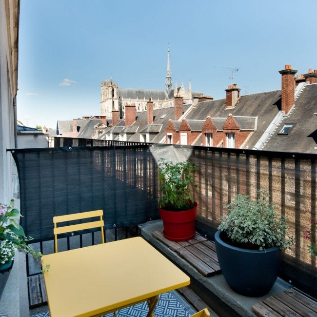 best airbnsb in amiens Charming Apartment outside