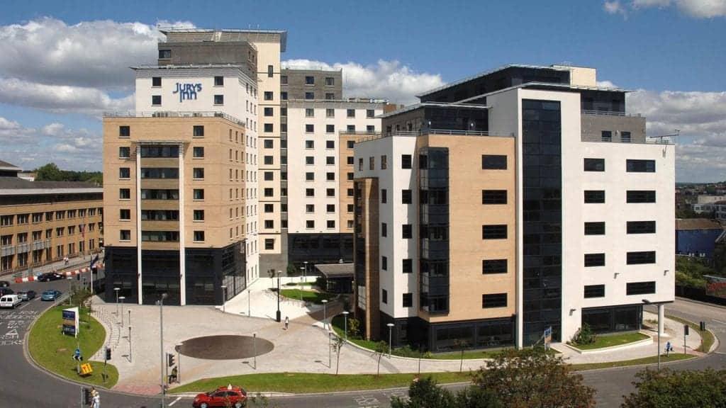 best hotels in southampton jurys inn