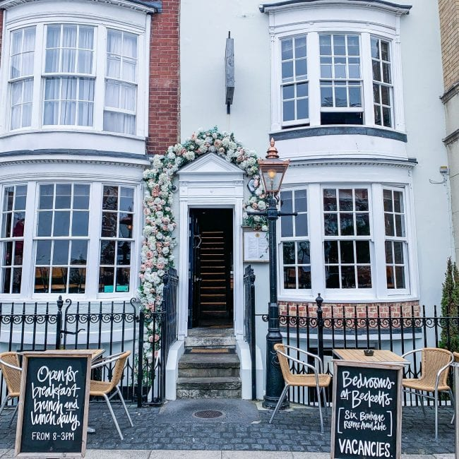 best hotels portsmouth Becketts portsmouth outside