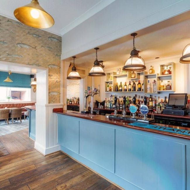 best hotels portsmouth Florence House Boutique Hotel and Restaurant pub