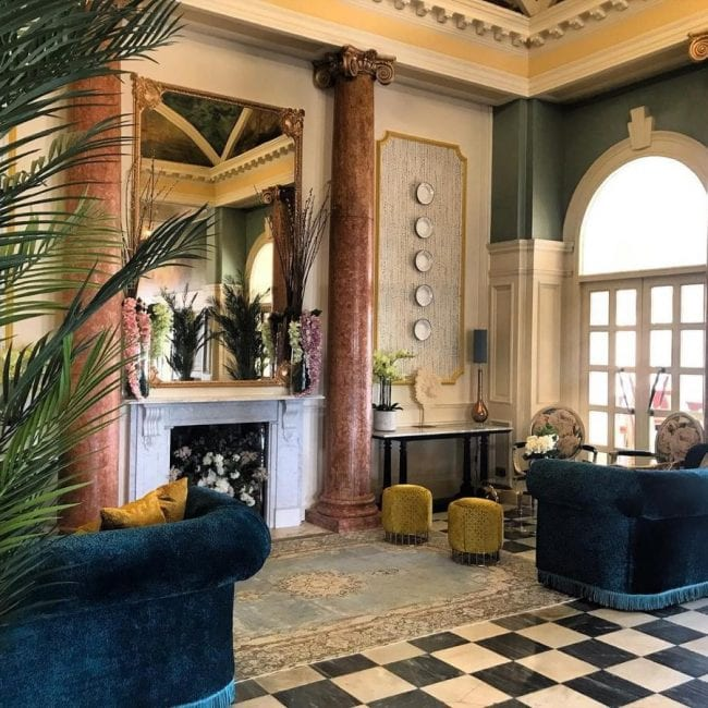 best hotels portsmouth queens inside