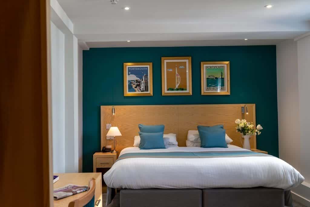 best hotels portsmouth royal maritime