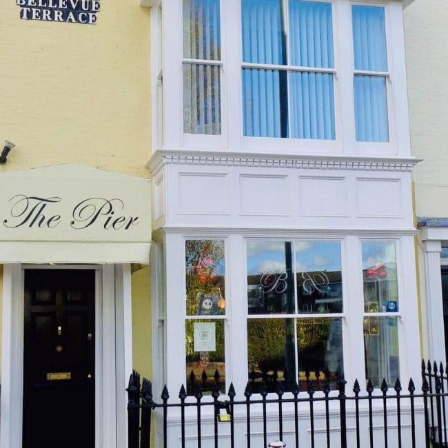 best hotels portsmouth the pier outside