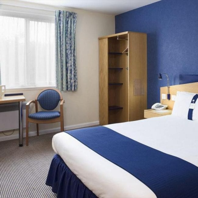 best hotels southamphon holiday inn room