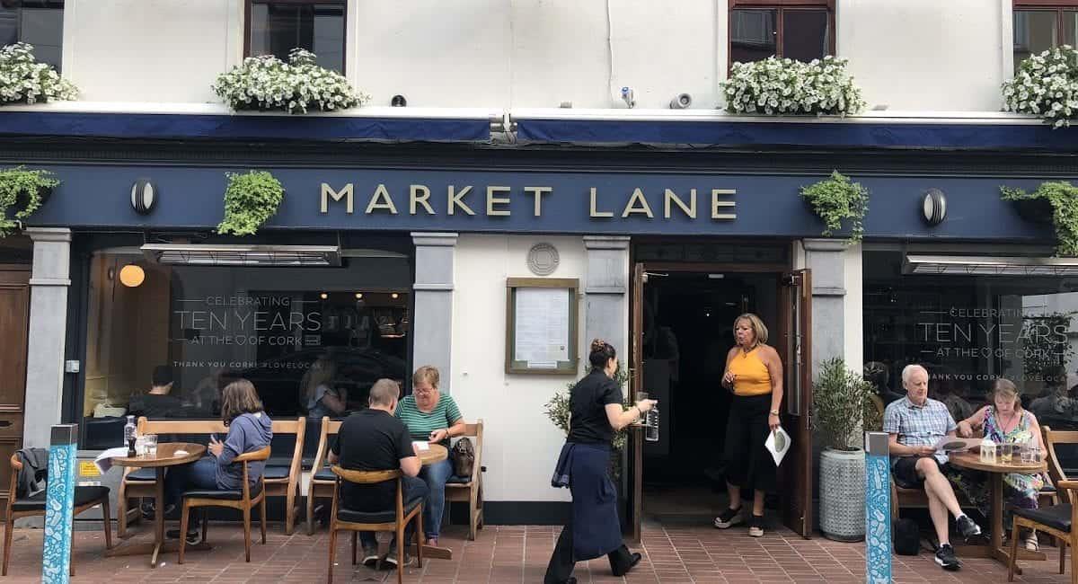 best restaurants in Cork Market Lane restaurant