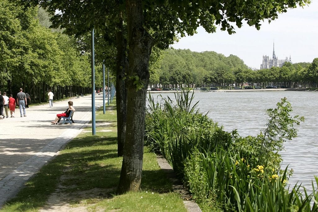 best things to do in amiens Parc du Grand Marais