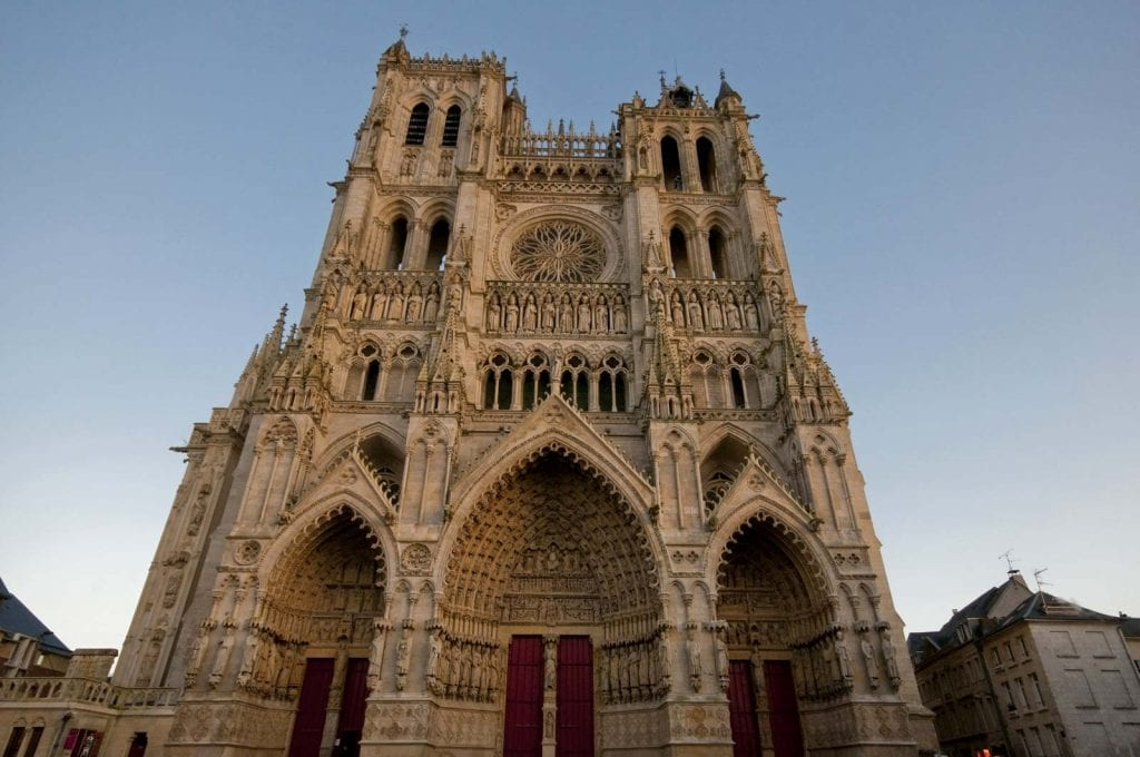 best things to do in amiens notre damme