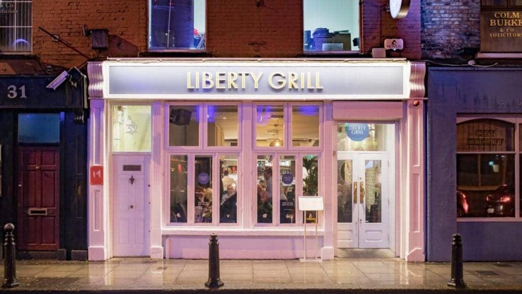 Best restaurants in Cork liberty grill