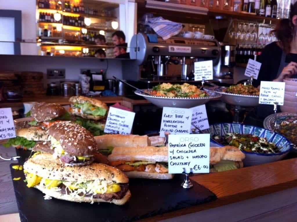 best restaurants in Cork orso kitchen and bar,