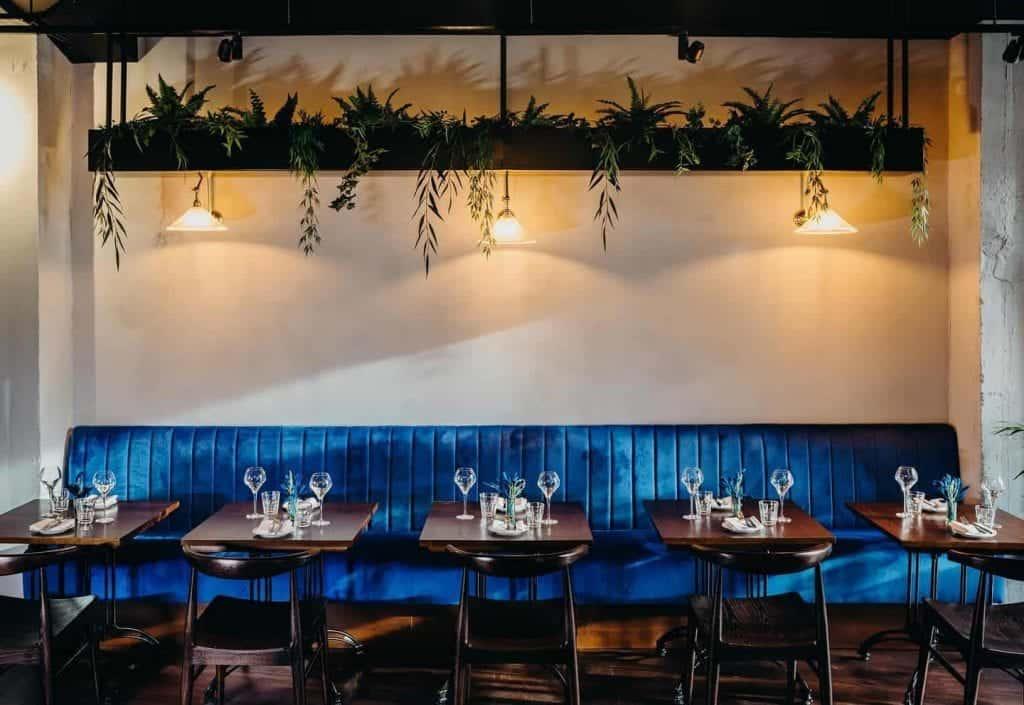 Best restaurants in Cork The glass curtain