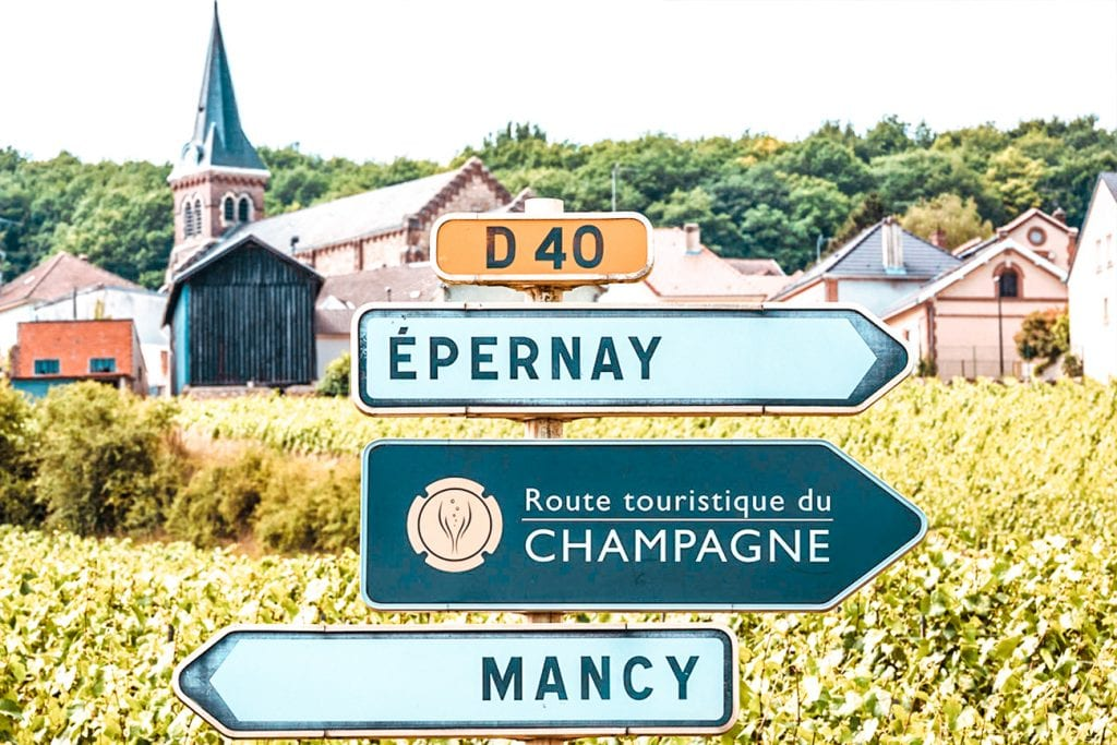 best champagne tours from Reims