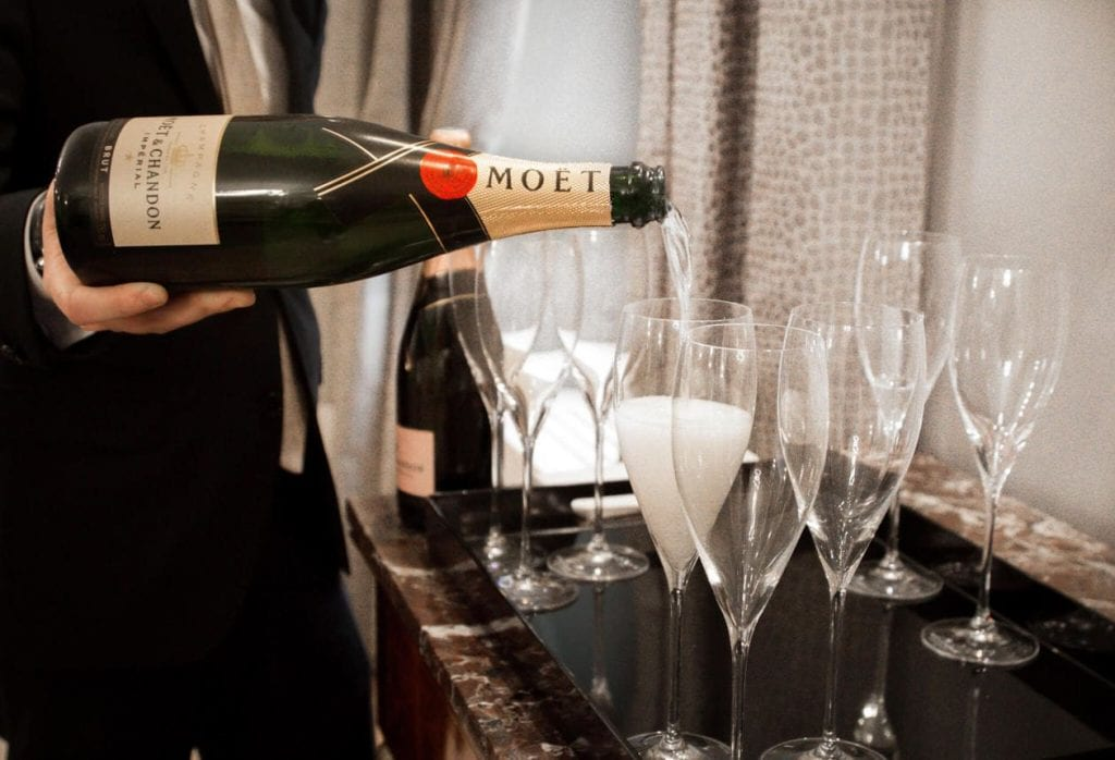 best champagne tours from reims moet et chandon