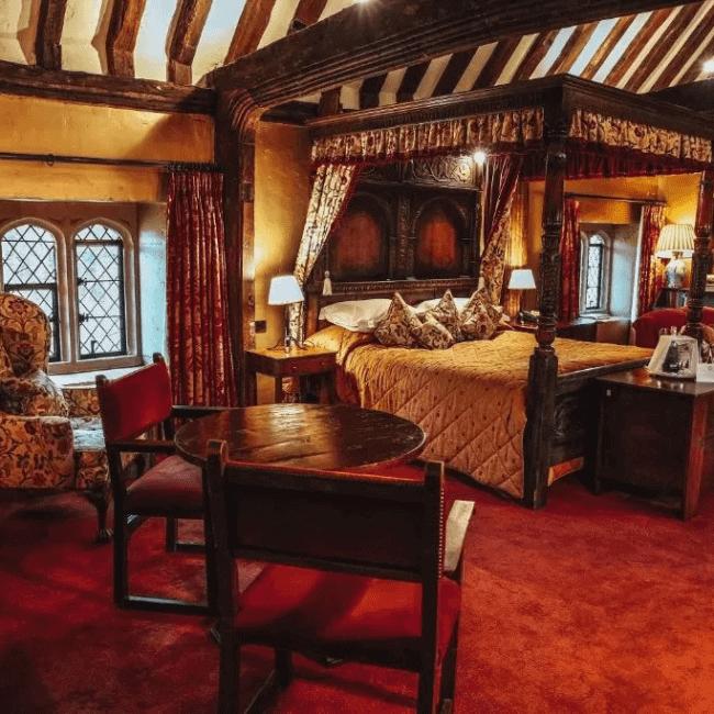 best hotels bognor regis Bailiffscourt Hotel & Spa bedroom