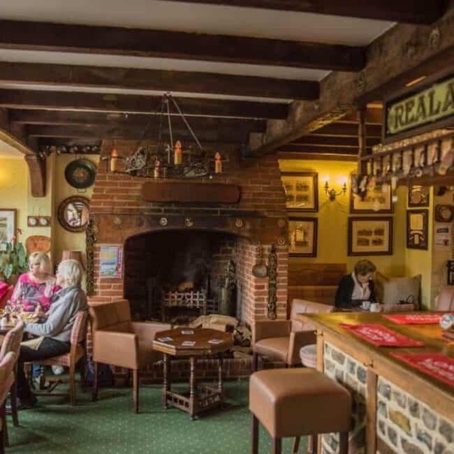 best hotels bognor regis The Inglenook Hotel pub