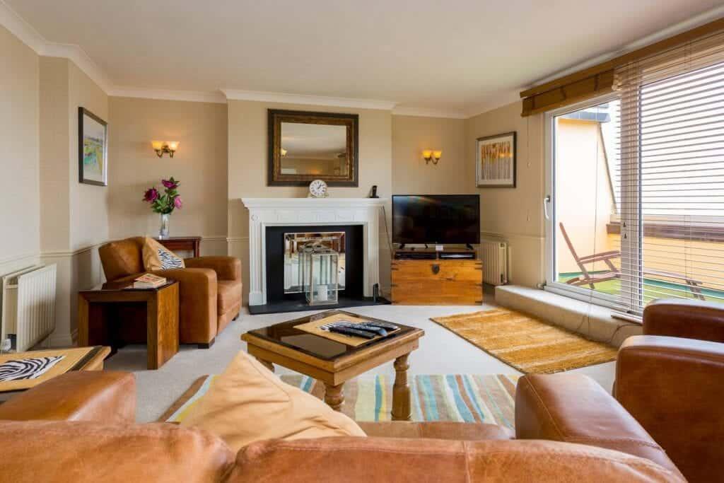 best airbnbs bognor regis Beachcroft Penthouse Suite