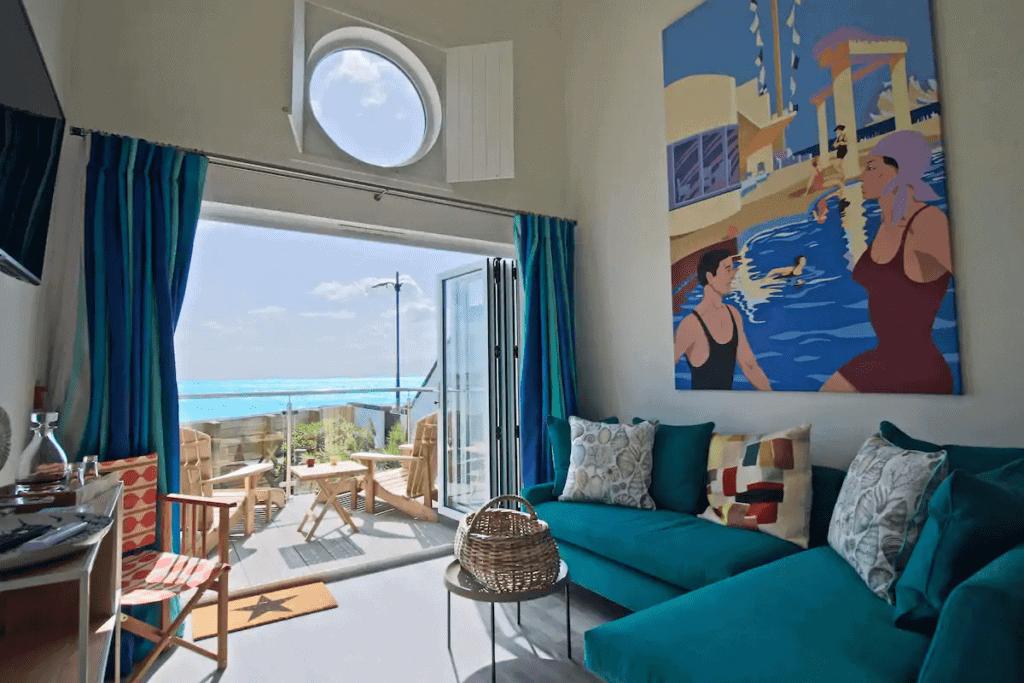 best airbnbs bognor regis The Beachcroft Beach Hut Suites