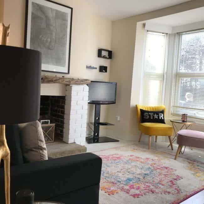 best airbnbs bognor regis best airbnbs bognor regis Stylish victorian home livinf room