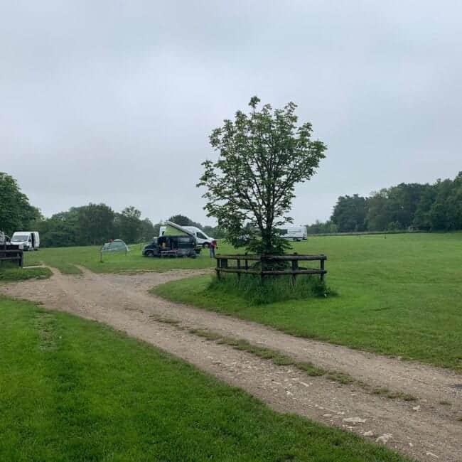 best caravan parks bognor regis Lane End Farm Caravan Site outside