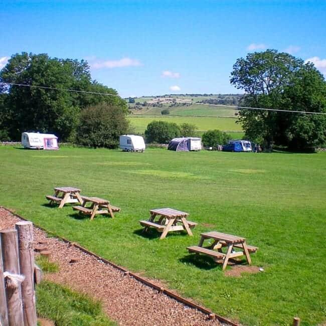 best caravan parks bognor regis Lane End Farm Caravan Site view