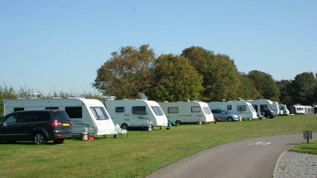 best caravan parks bognor regis rowan park caravan club site