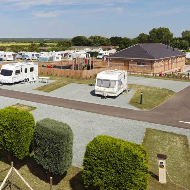 best caravan parks bognor regis rowan park caravan club site outside