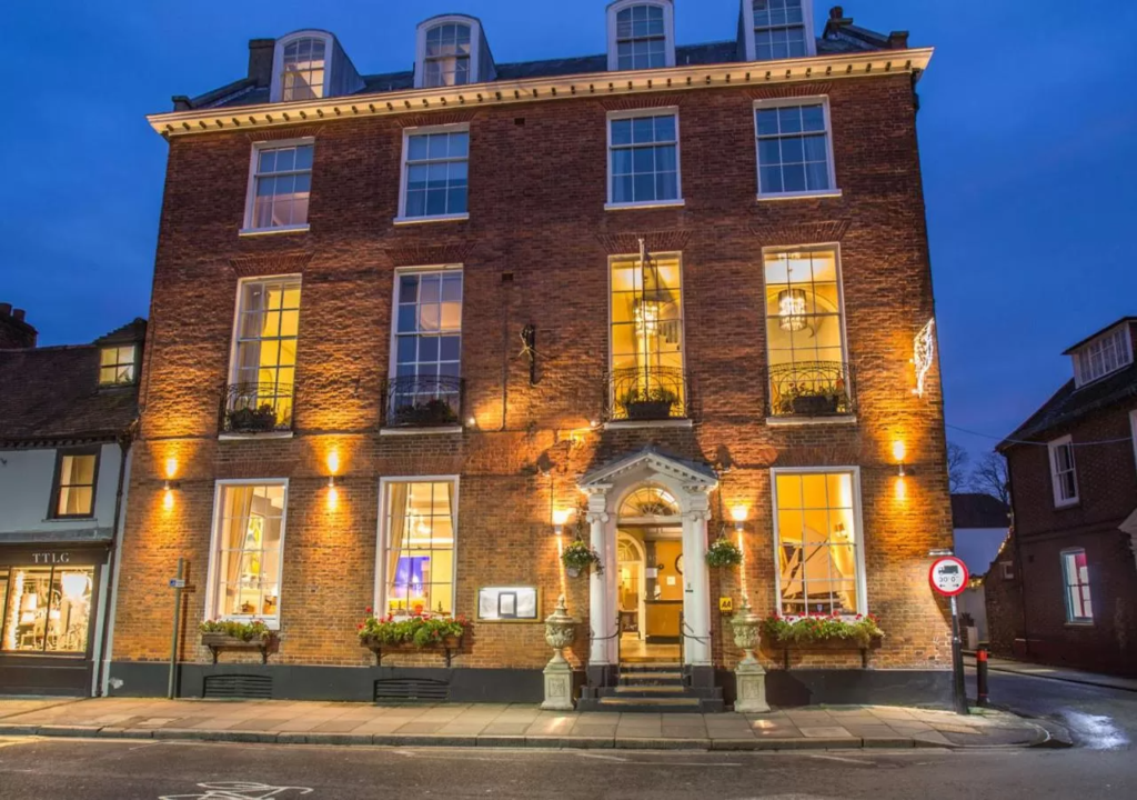 best hotels in chichester Chichester Harbour Hotel and Spa