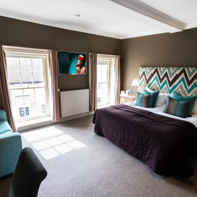 best hotels in chichester Chichester Harbour Hotel and Spa room