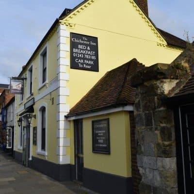 best hotels in chichester Chichester Inn outside