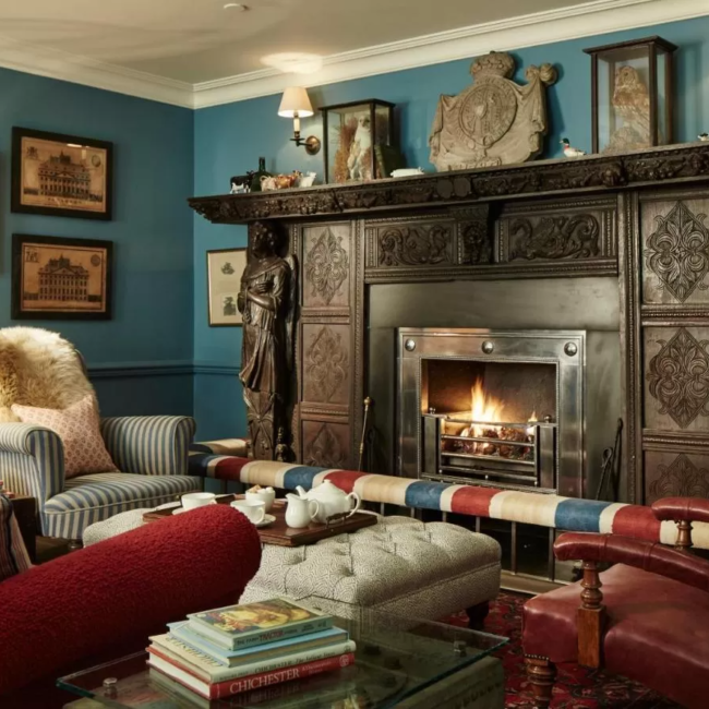 best hotels in chichester The Goodwood Hotel inside