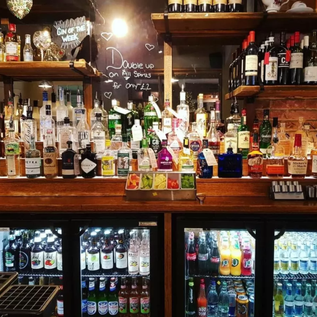 best hotels in chichester Trents by Greene King Inns bar