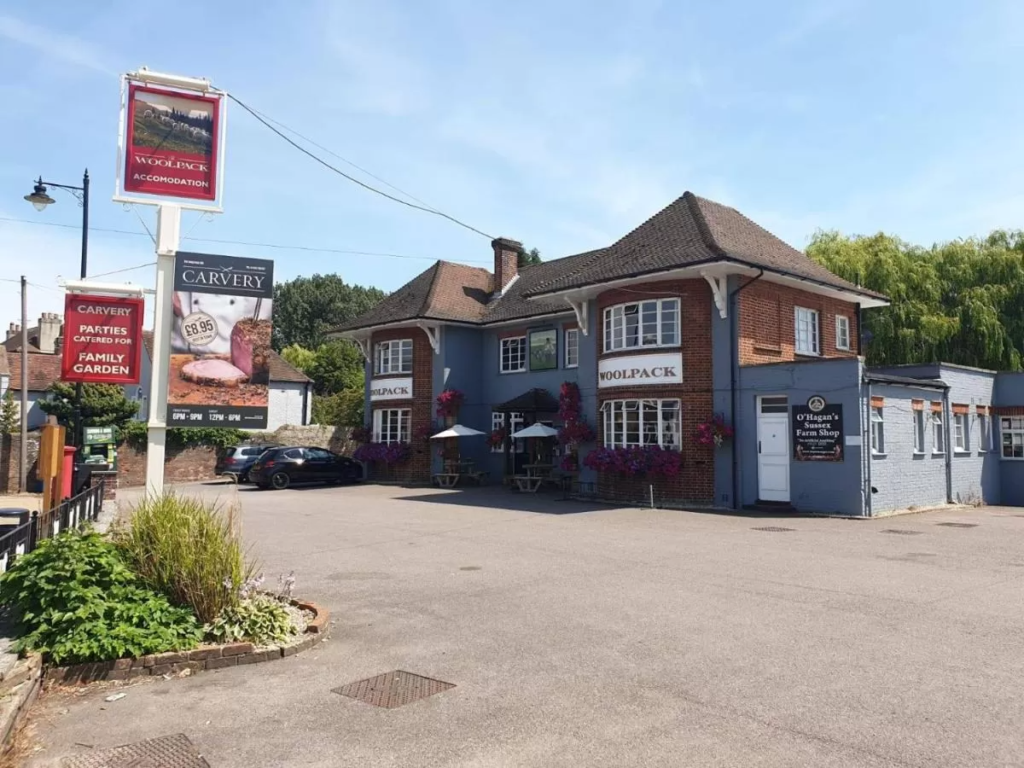 best hotels in chichester Woolpack Inn