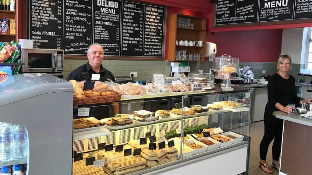 best restaurants bognor regis Deligo Eatery