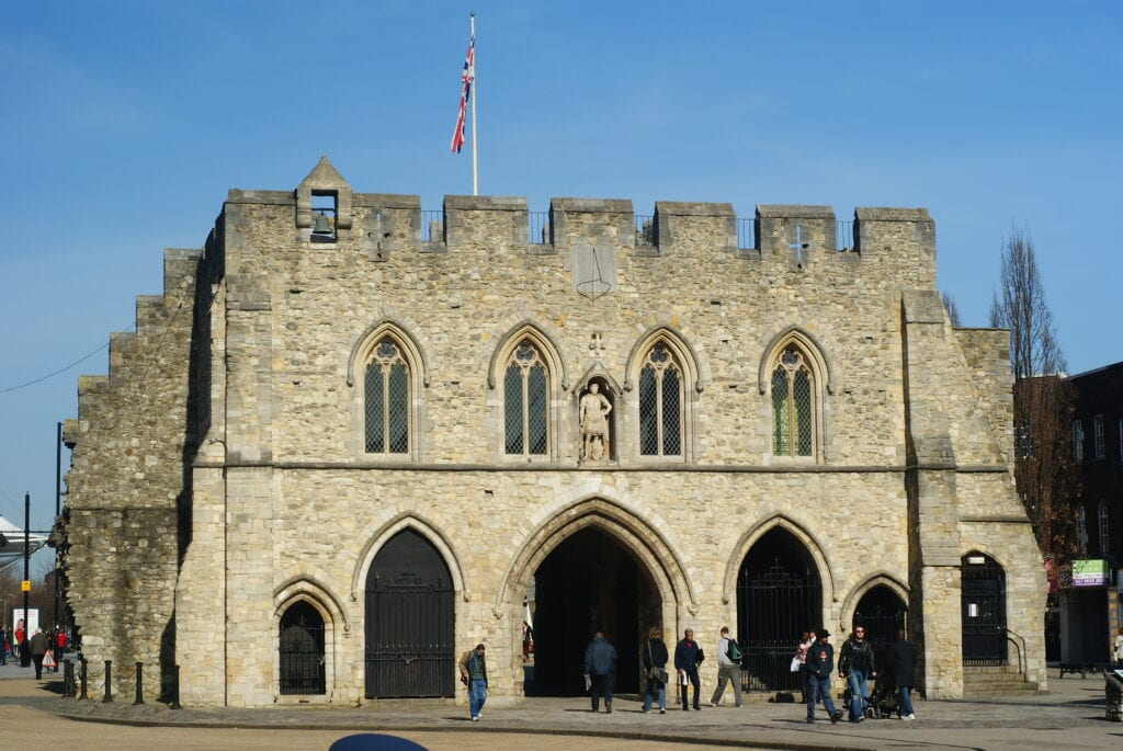 best things to do in southampton bargate