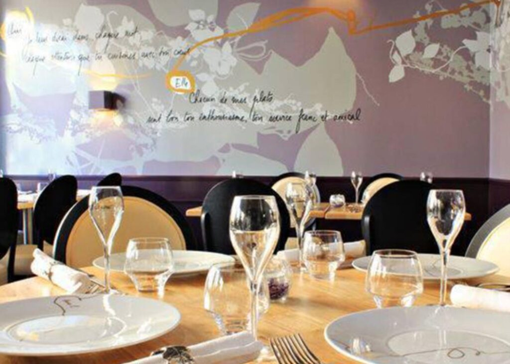 best restaurants in Reims Anna-S - La Table Amoureuse