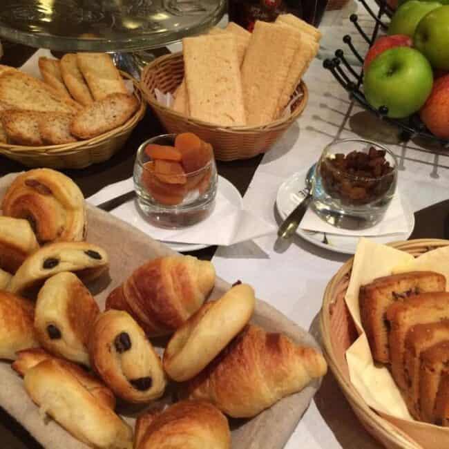 best hotels in Metz hotel escurial breakfast